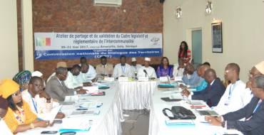 La CNDT met l'intercommunalité au cœur de la gestion des collectivités territoriales