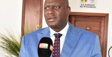 Le discours du Président Benoit Sambou à l'ouverture des travaux de la 2ème Session 2018