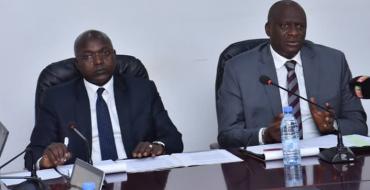 Le président de la CNDT reçu par le ministre Oumar Gueye pour une visite de travail